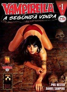 Vampirella: A Segunda Vinda - 1