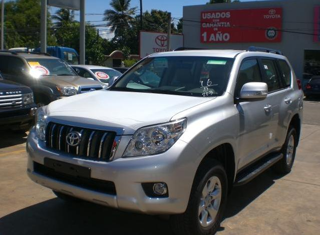 Toyota Land Cruiser 2011 Diesel. Import: Toyota Land Cruiser