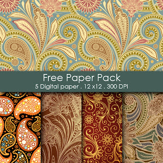 Free Printable Paper Pack