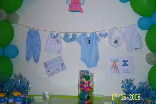 Todo para tus fiestas Baby Shower