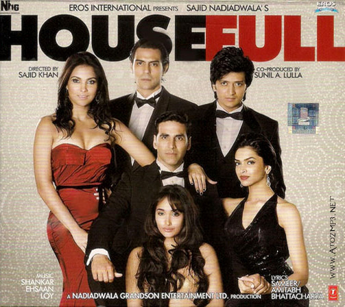 Housefull movies in Italy