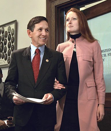 Can suggest Dennis kucinich wife nude apologise, but