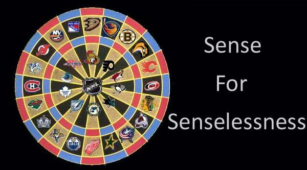 Sense For Senselessness