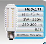 LUMILUX 3W-66LED