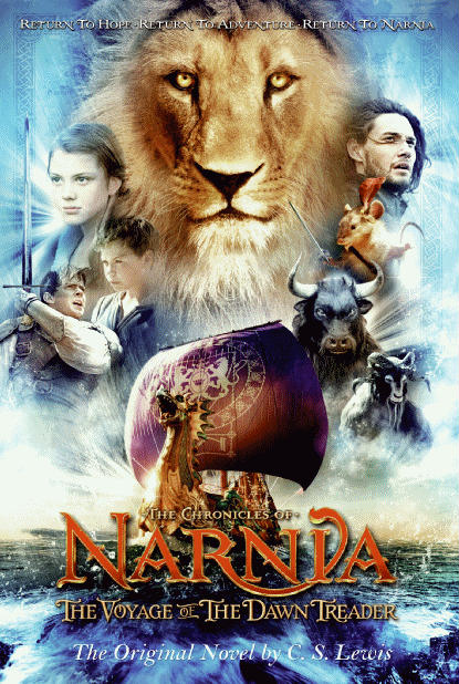 """The Chronicles of Narnia"" has always been one influential story for me"