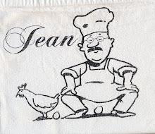 jean ... alias...mon tablier de cuistot....