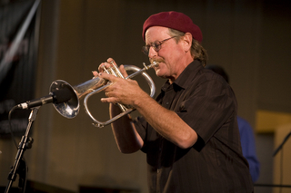 Brian Stock at the 2007 Monterey Jazz Festival