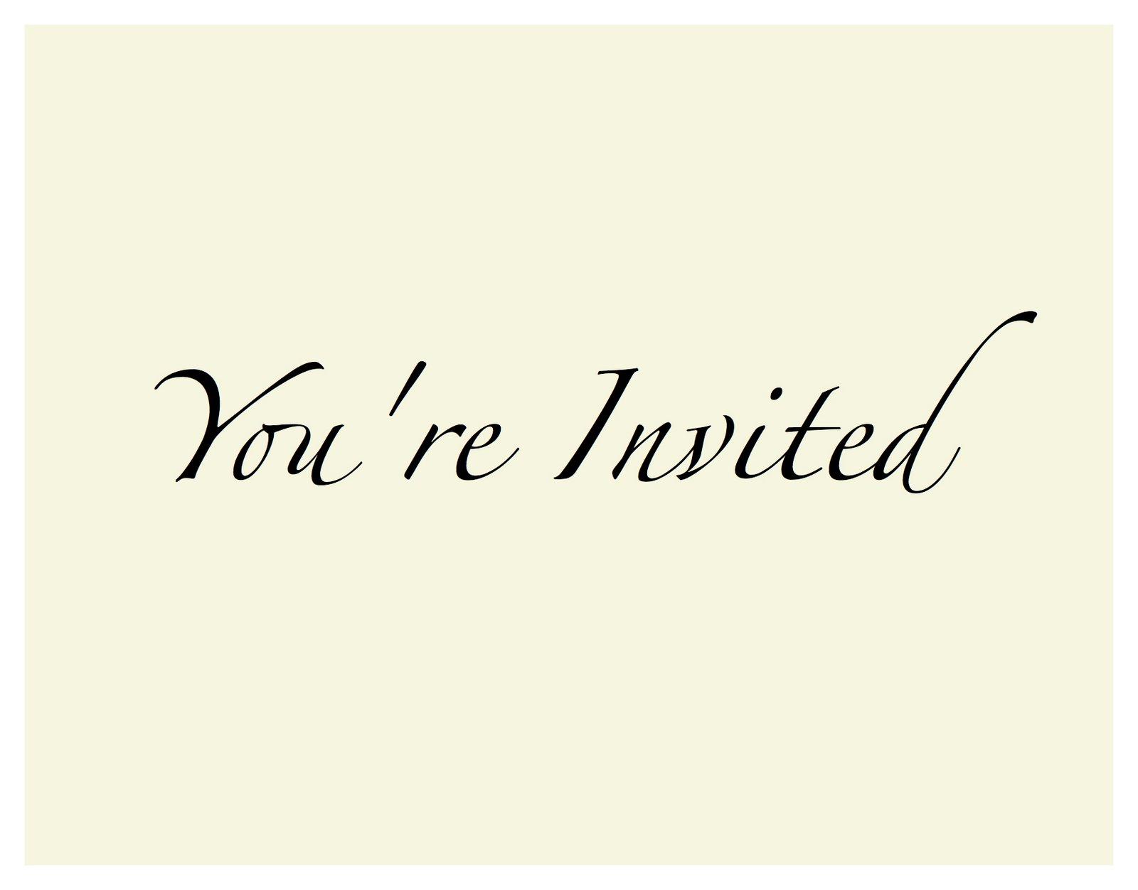 salem s lot 14 personal invite