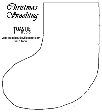 Sewing Patterns For Christmas Stockings Free Free Pattern Lined Christmas