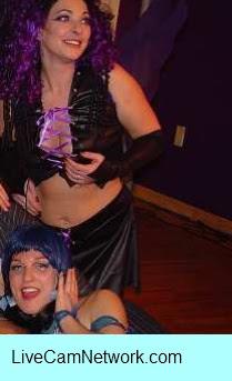 LCN Kedra Dressed For Halloween