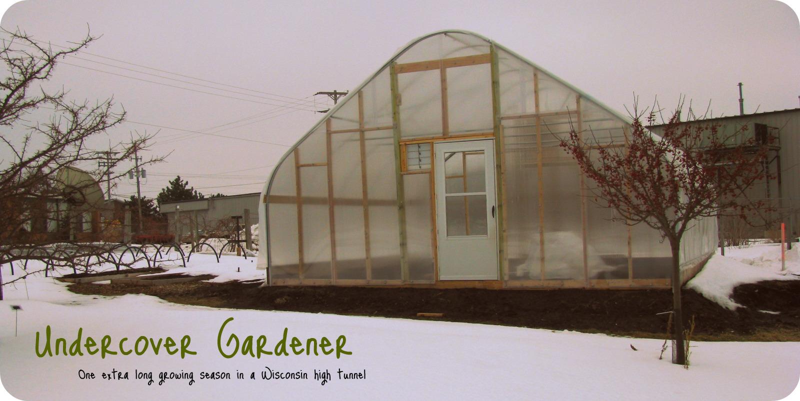 Undercover Gardener