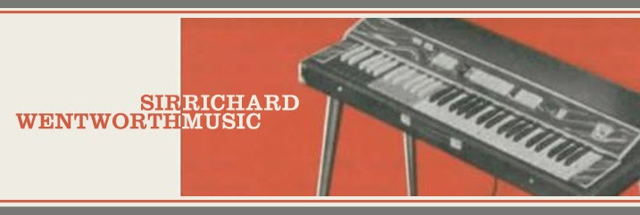 The Music and Voice of  Sir Richard Wentworth