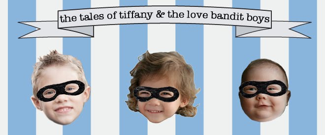 The Tales of Tiffany  & The Love Bandit Boys