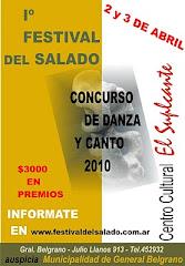 I° FESTIVAL DEL SALADO 2010