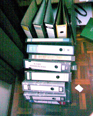 D-ring files to be given away free at Freecycle Petaling Jaya