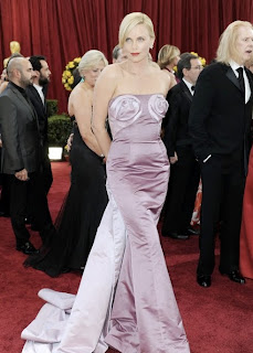 Charlize Theron 2010 Oscars