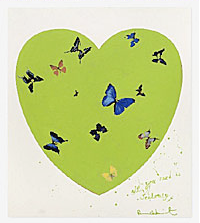 All You Need is Jealousy Damien Hirst