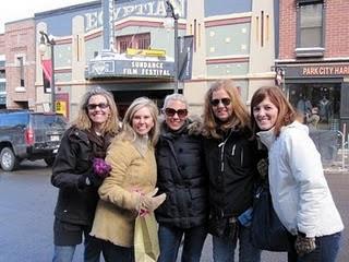Park City, Utah Girls Trip