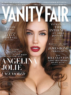 Vanity Fair Angelina Jolie