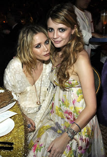 Mary Kate Olsen Mischa Barton Atlantis Dubai