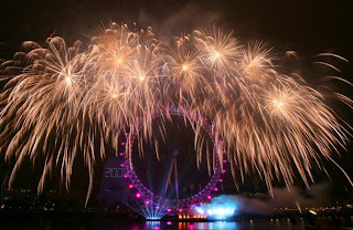 London New Year's =09