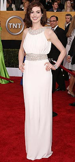 Anne Hathaway SAG Awards