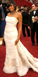 Taraji P. Henson at Oscars