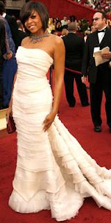 Taraji P. Henson at Oscars