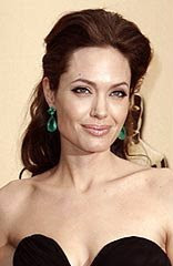 Angelina Jolie at Oscars