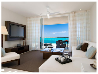 Gansevoort Turks &amp; Caicos room