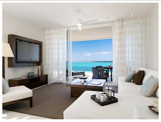 Gansevoort Turks & Caicos room