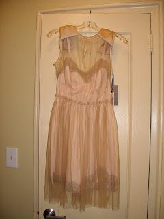 Target Rodarte slip dress
