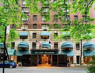 Whitehall Hotel Chicago