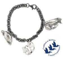 gulf coast charm bracelet