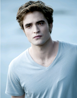 robert Pattinson in Eclipse