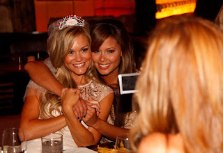 Vanessa Minnillo bachelorette party las vegas