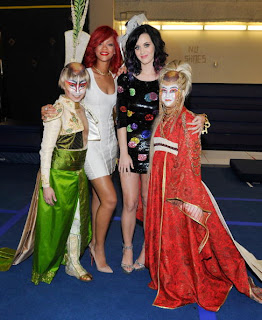 Katy Perry's bachelorette party