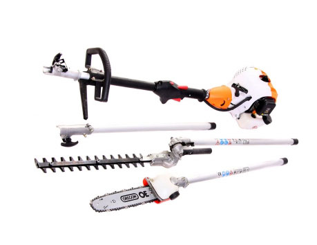 Petrol Hedge Trimmer Petrol Chainsaw 2-in-1