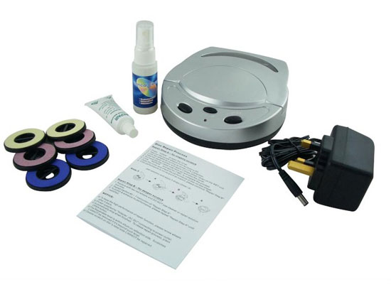 CDs DVDs repairing kit