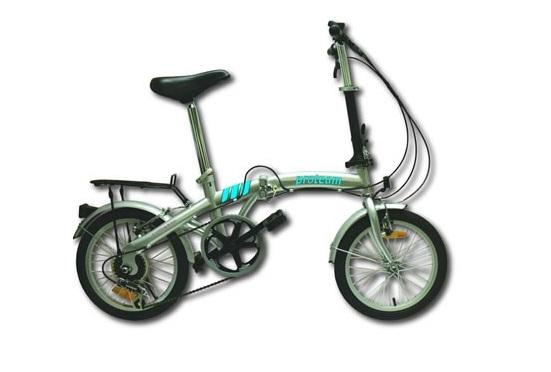 Folding Bike on sale