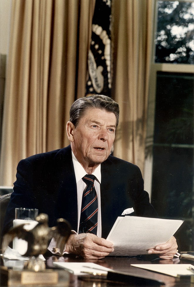 Analyzing the Rhetorical Situation in Ronald Reagan's Challenger Address