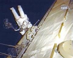 Un Mexicanos en el espacio ... que habla español