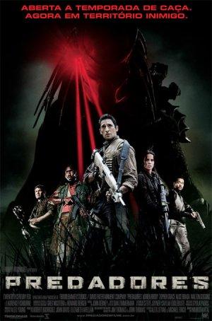 Filme Poster Predadores R5 RMVB Dublado