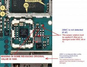 Nokia 6300 Memory Card Solution