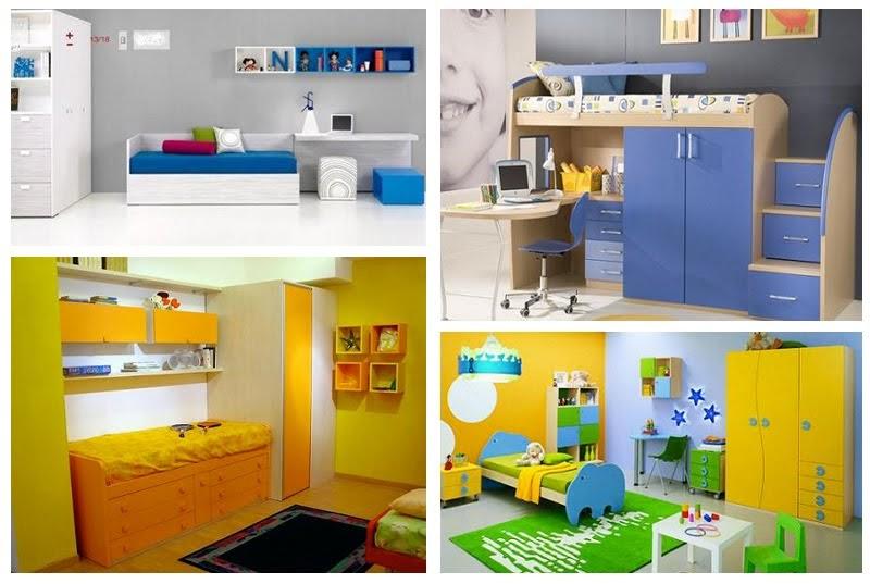 All design decoraci n dise o interior para habitaciones infantiles - Diseno de habitaciones infantiles ...