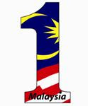We Are 1Malaysia.