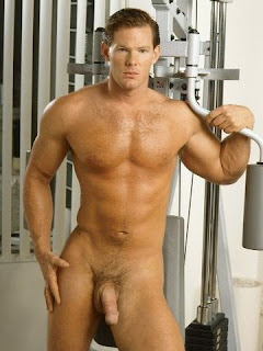porn star mark slades muscles