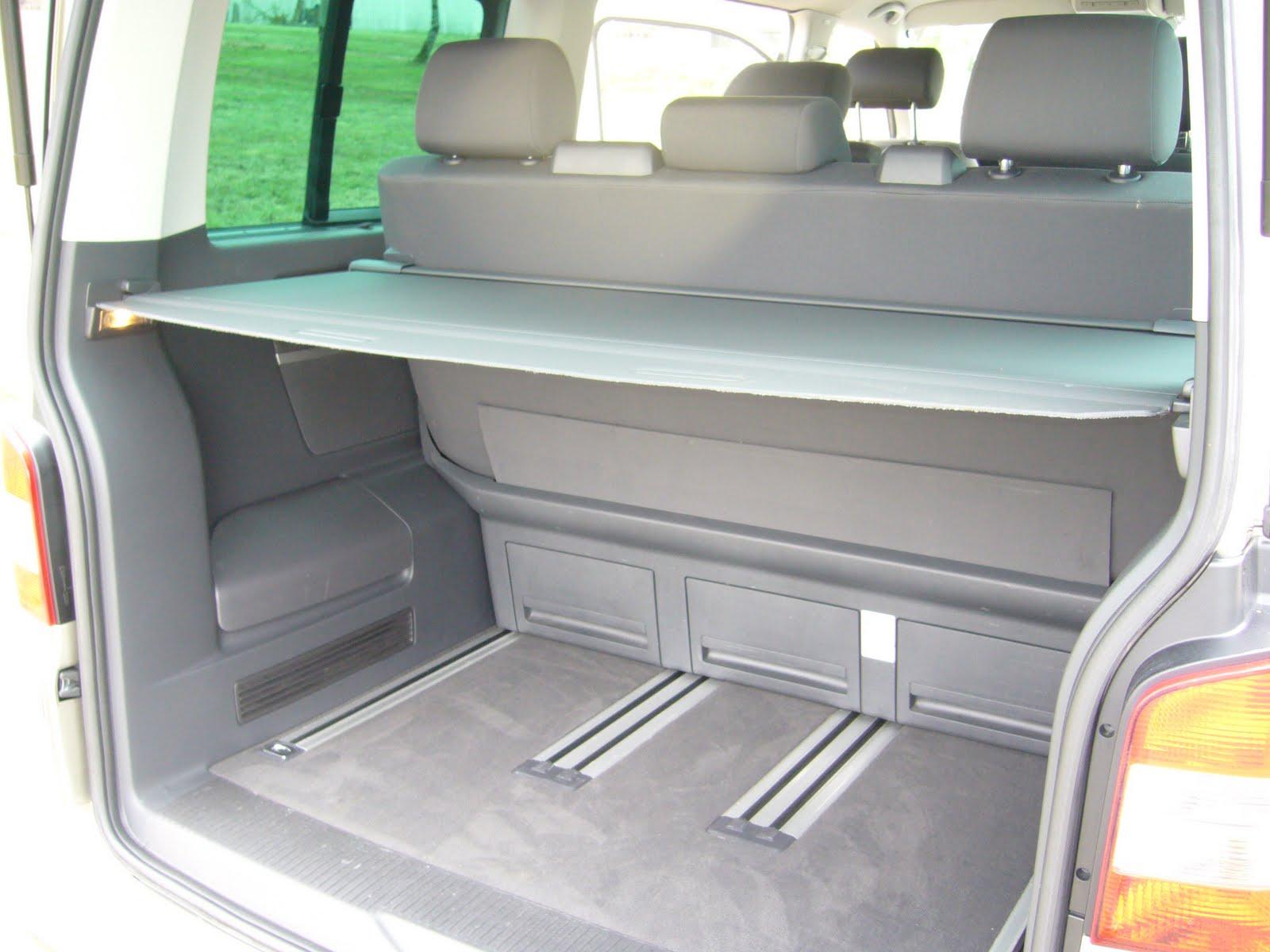 Multivan Volkswagen T5 224 Vendre Multivan Interieur 2