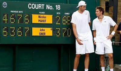 tenis El partido más largo de la historia
