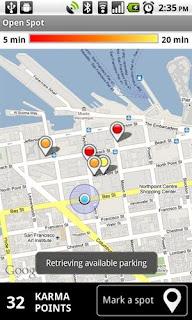 google+aparcamiento Google nos ayudará a encontrar aparcamiento